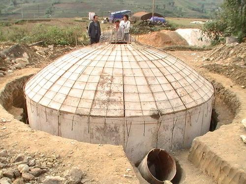 揭阳沼气工程建设