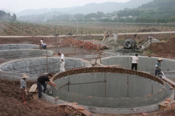 温氏集团沼气工程项目