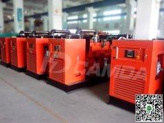 30KW沼气发电机组 燃气发电机组