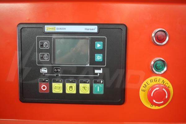 康达H系列220KW燃气发电机组控制器