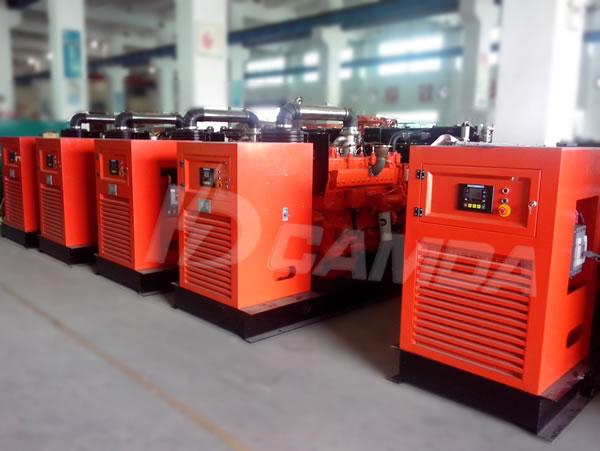 康达H系列220KW燃气发电机组