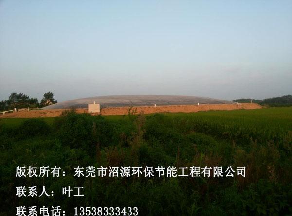 安徽沼气工程 黑膜沼气池 软体膜 土工膜 HDPE膜公司