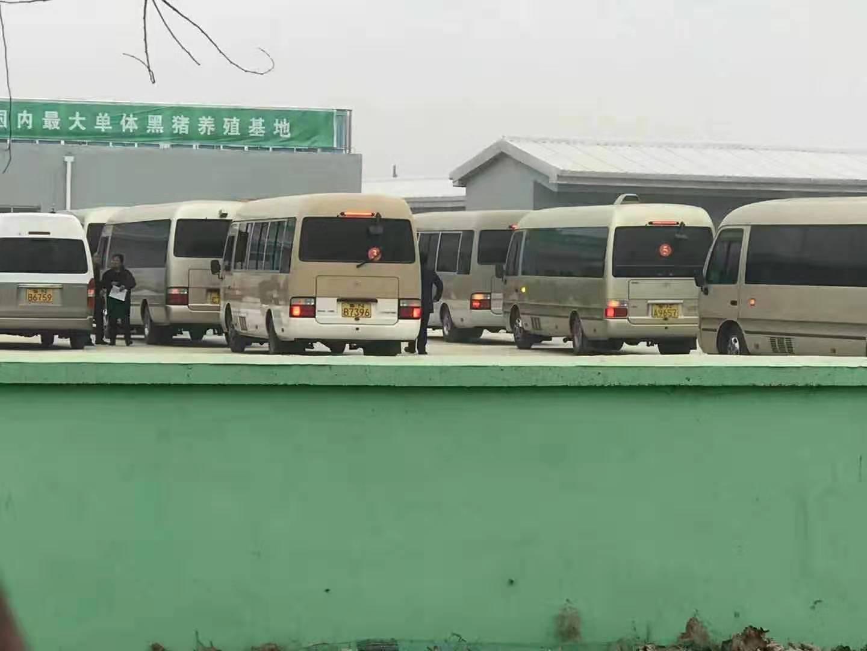 中国国内单体最大的土猪黑猪生产基地bobAPP安卓沼气工程成功封顶