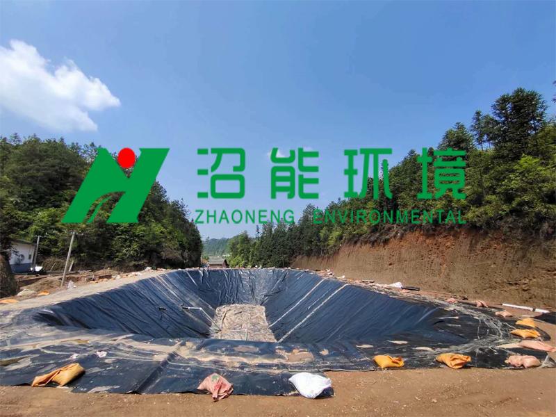 岳阳平江5000立方bobAPP安卓沼气工程bobAPP安卓沼气池